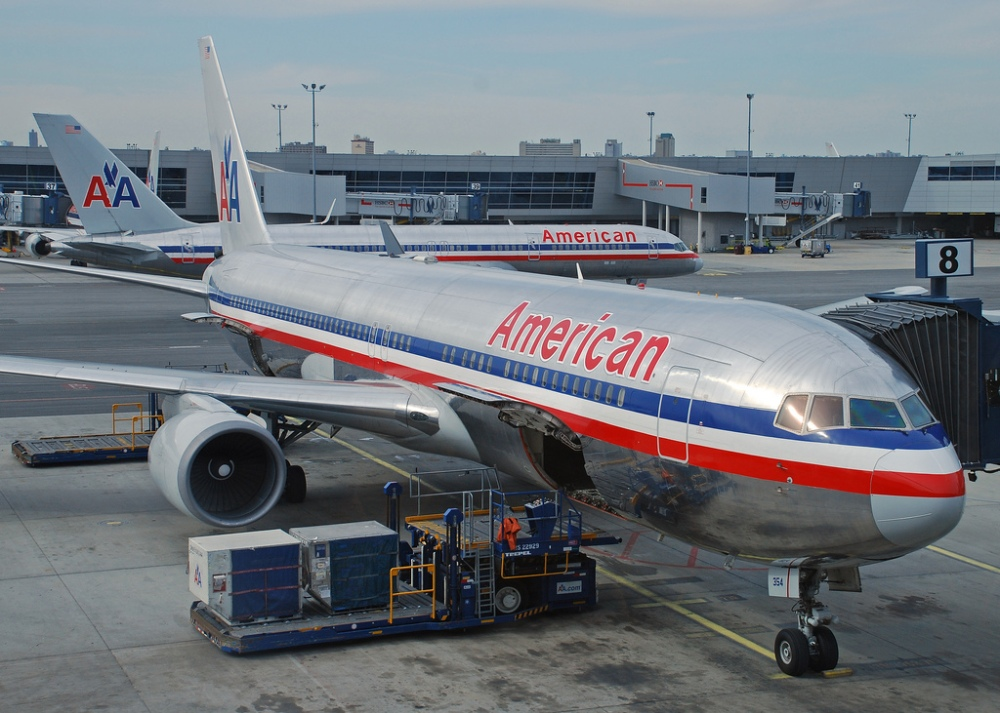 Business Class American Airlines Chicago To Dublin In A